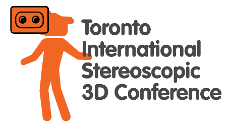 2nd Toronto International Stereoscopic 3D Conference. September 20 to 23, 2013